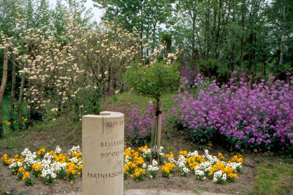 Garten Bellevile